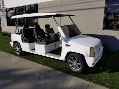 garaged 2012 Acg golf cart for sale