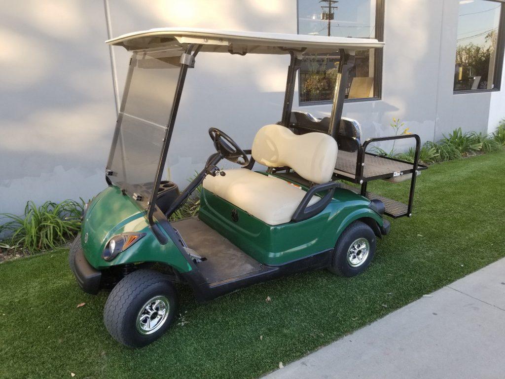 great shape 2010 Yamaha golf cart