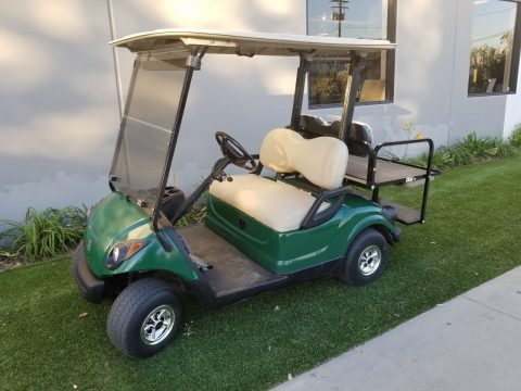 great shape 2010 Yamaha golf cart for sale