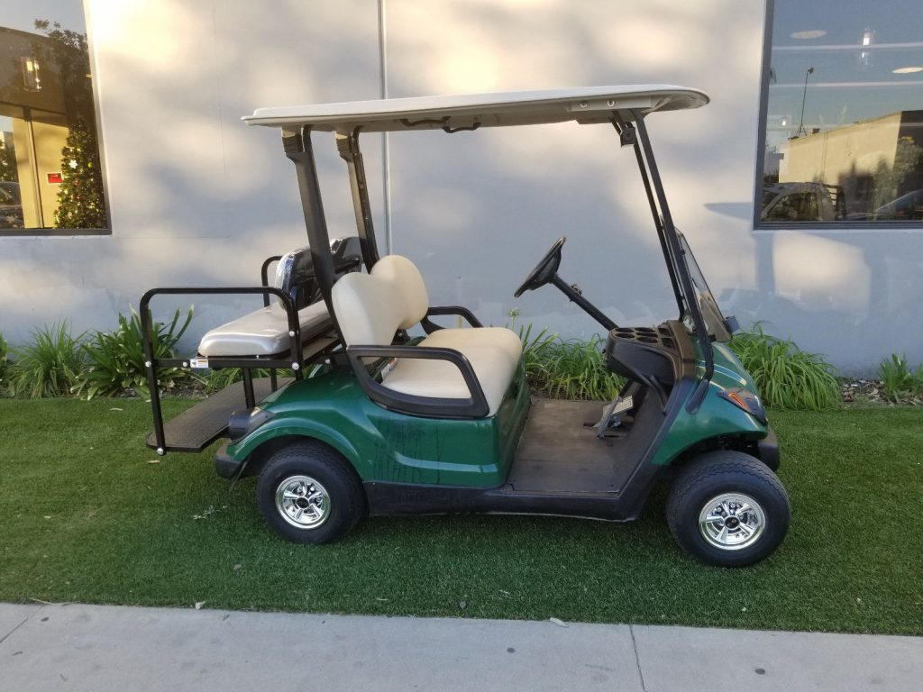great shape 2010 Yamaha golf cart
