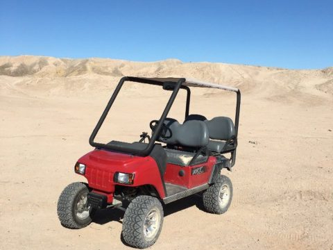 lifted 2012 Club Car golf cart for sale