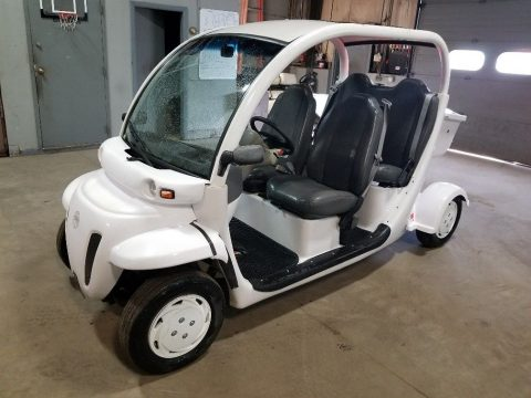 new batteries 2002 Global Electric Motor CARS for sale