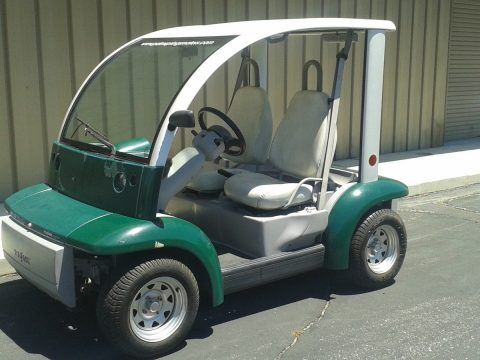ready to go 2002 Ford Think 2 Passenger seat golf cart for sale