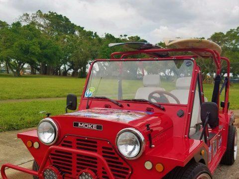 beach buggy 2017 ACG Mini Moke Golf Cart for sale