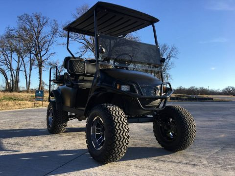 Custom Designed 2017 EZGO TXT Golf Cart for sale