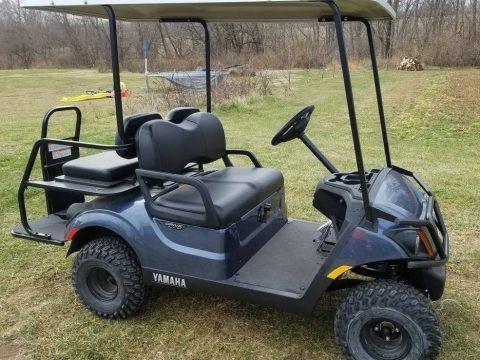 gas powered 2018 Yamaha Golf Cart for sale