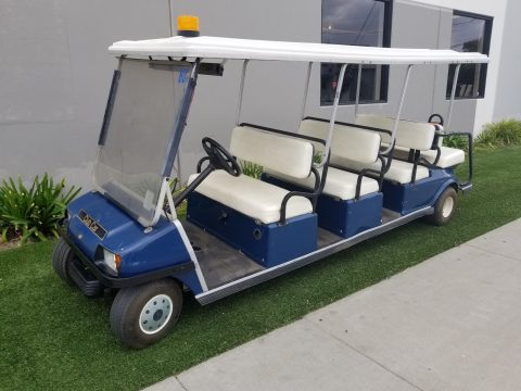 limousine 2002 Club Car Villager 8 Passenger golf cart for sale