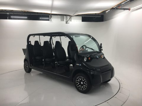 limousine 2017 Polaris GEM e6 golf cart for sale