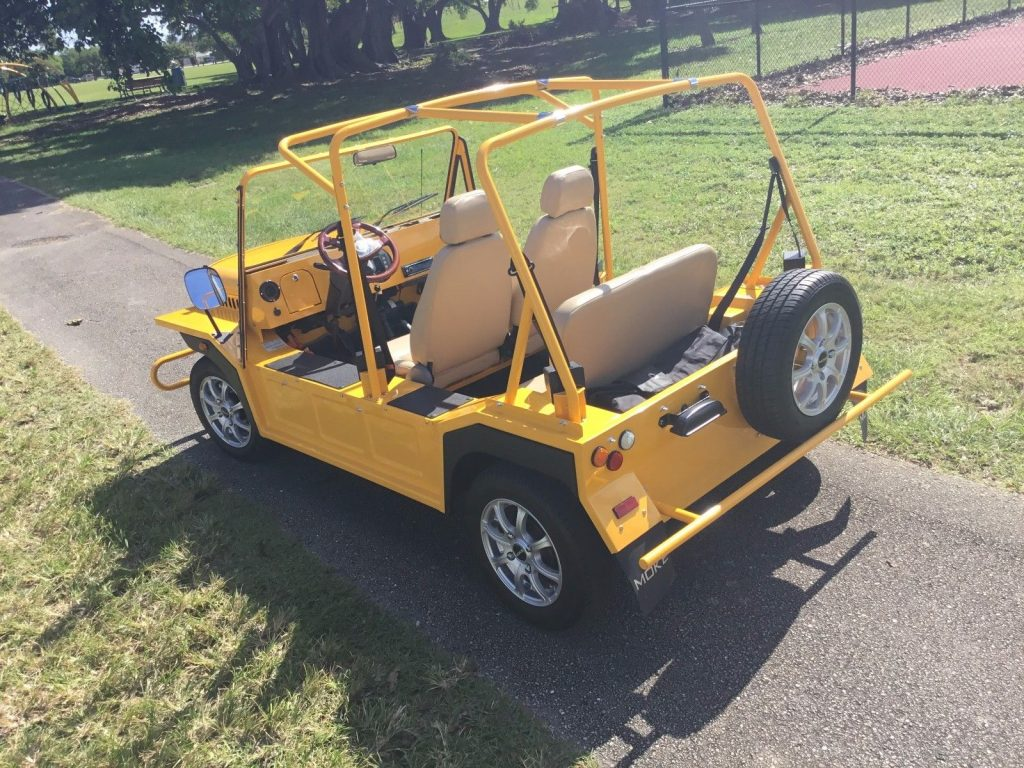 new enclosure 2017 ACG Mini Moke Golf Cart