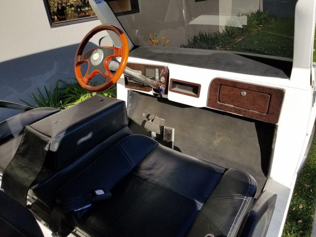 Cadillac Escalade 2012 ACG 6 Passenger golf cart