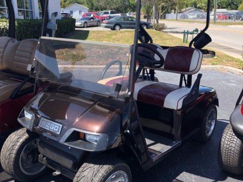 clean 2013 E Z GO TXT EZGO golf cart for sale