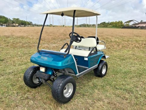 custom paint 2004 Club Car gol cart for sale