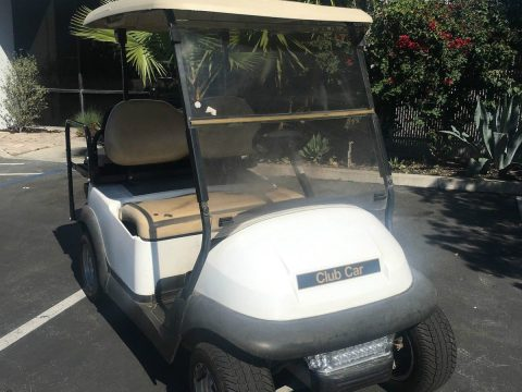 drives good 2013 club car Precedent golf cart for sale