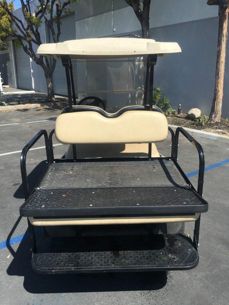 drives good 2013 club car Precedent golf cart