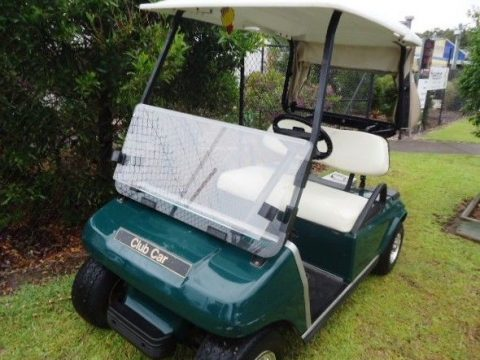 fully serviced 2007 Club Car golf cart for sale