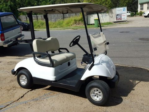 fully serviced 2012 Yamaha Golf Cart for sale