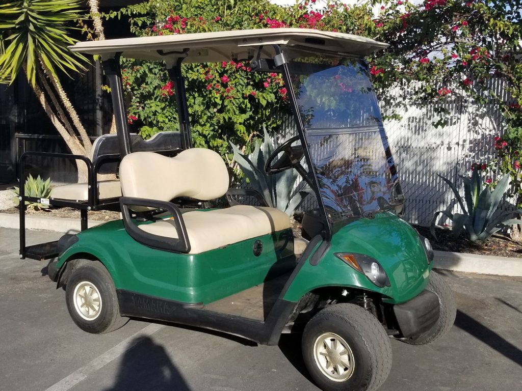 good condition 2010 Yamaha Drive Golf Cart
