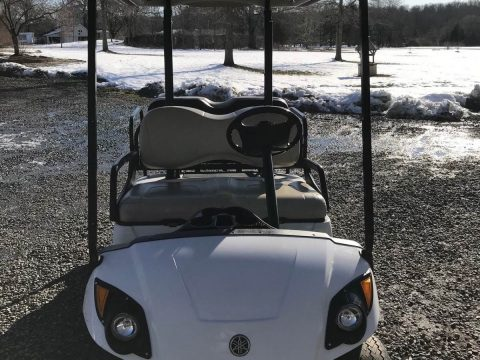 great condition 2013 Yamaha Drive gas golf cart for sale