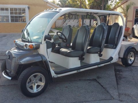 great running 2010 GEM Electric golf cart for sale