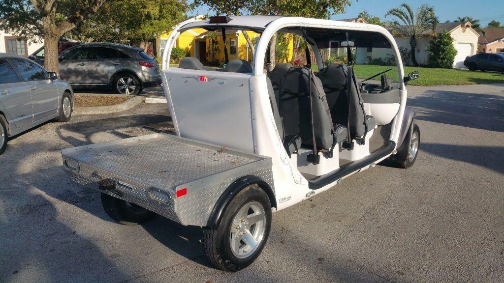 great running 2010 GEM Electric golf cart
