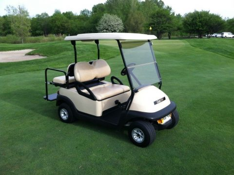 Halogen Lights 2010 Club Car Precedent Golf Cart for sale