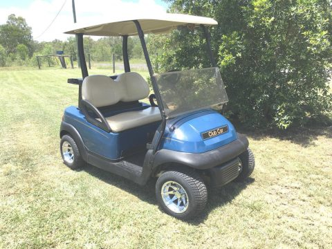 mag wheels 2011 Club Car Precedent golf cart for sale