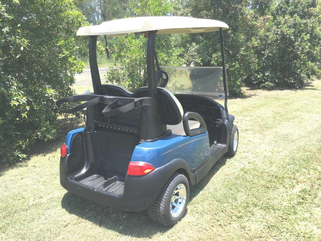 mag wheels 2011 Club Car Precedent golf cart