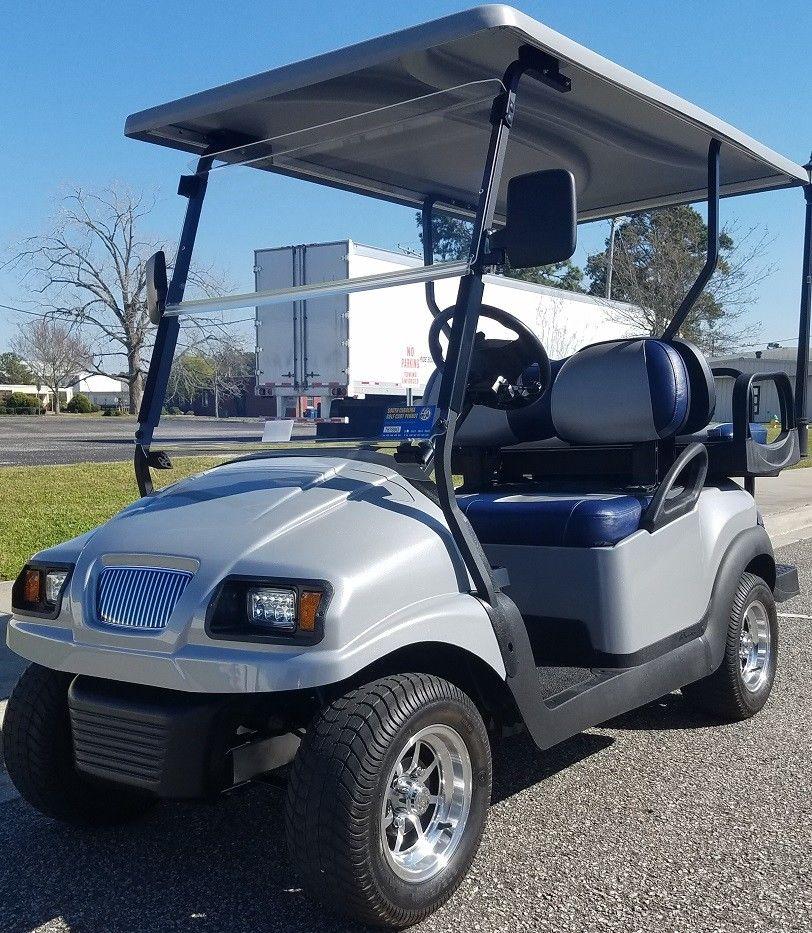 mint shape 2011 Club Car Precedent Golf Cart