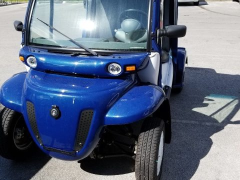 needs batteries 2009 Gem Car golf cart for sale