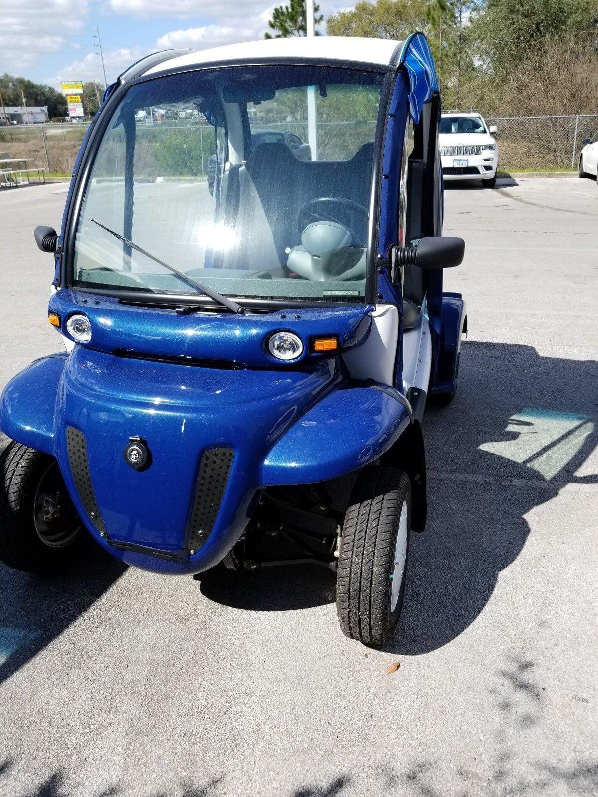 needs batteries 2009 Gem Car golf cart for sale