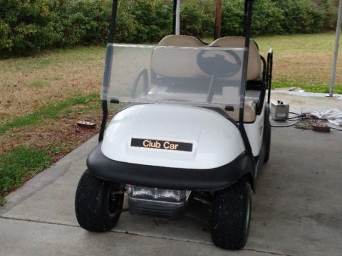 needs nothing 2013 club car precedent golfcart for sale