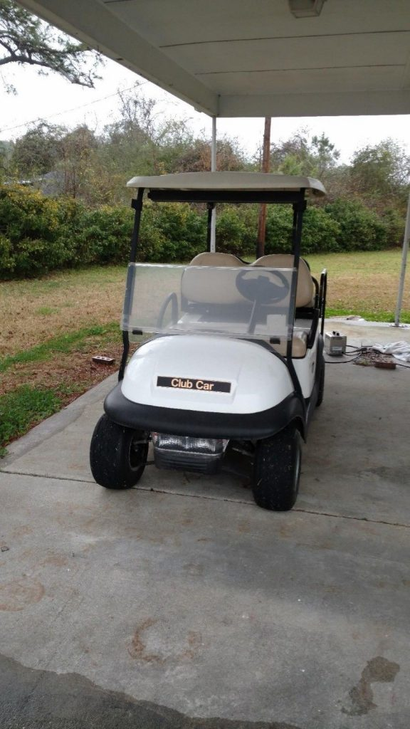 needs nothing 2013 club car precedent golfcart