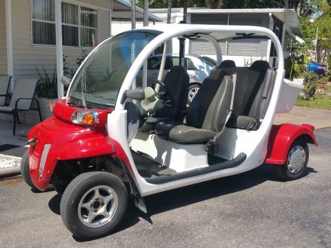 new batteries 2012 GEM Electric golf cart for sale