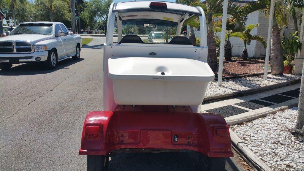 new batteries 2012 GEM Electric golf cart