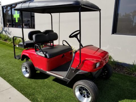 rebuilt engine 2005 EZGO St350 Gas golf cart for sale