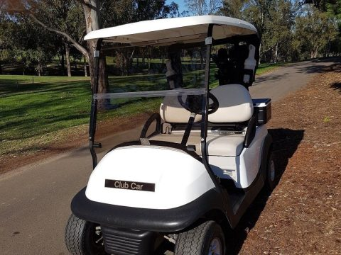 some extras 2011 Club Car Precedent Golf Cart for sale