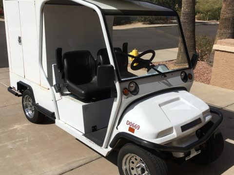 utility cart 2006 Columbia Parcar Summit golf cart for sale