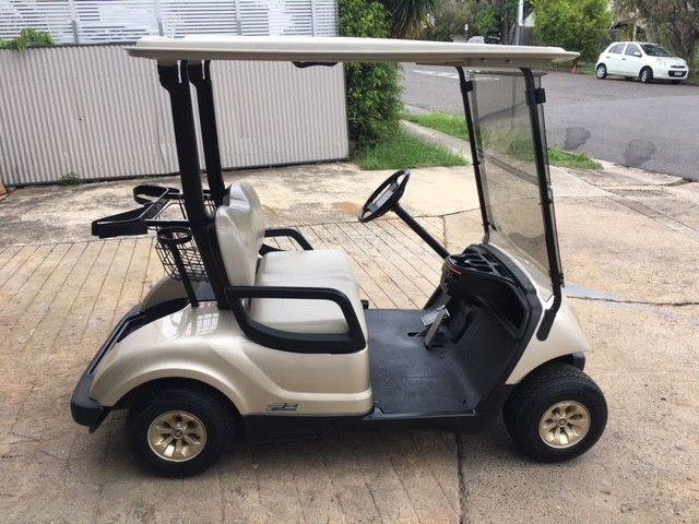 Amazing Condition 2014 Yamaha Golf Cart