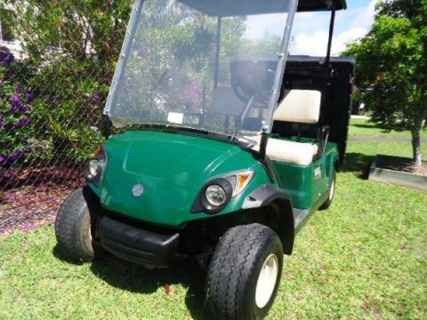 excellent shape 2014 Yamaha Adventurer golf cart for sale