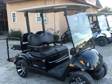fully serviced 2014 Yamaha Drive golf cart for sale