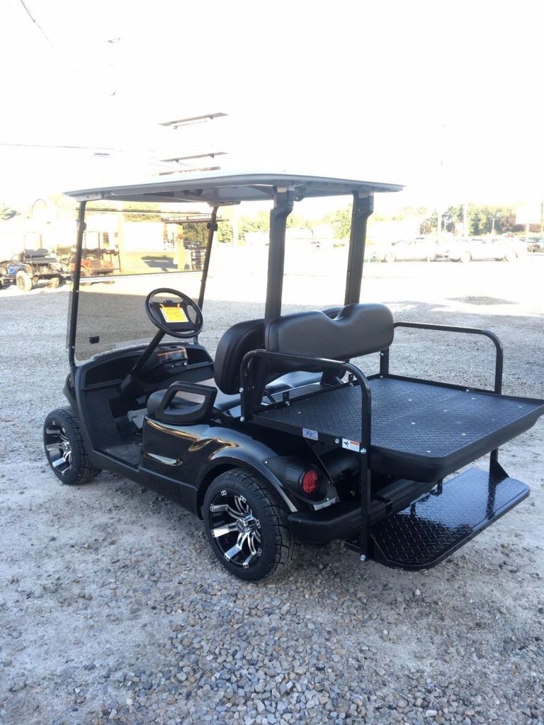 fully serviced 2014 Yamaha Drive golf cart