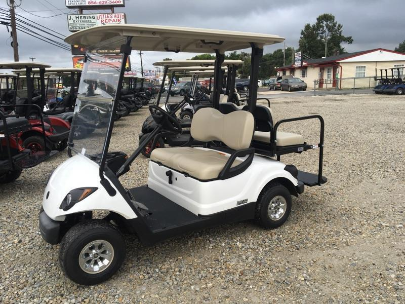 Fully serviced 2015 Yamaha golf cart
