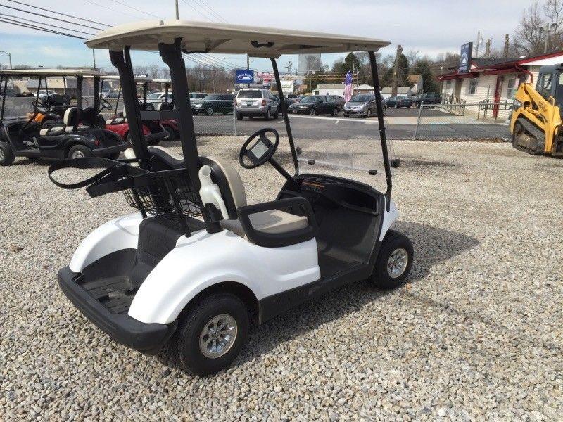 great shape 2014 Yamaha golf cart