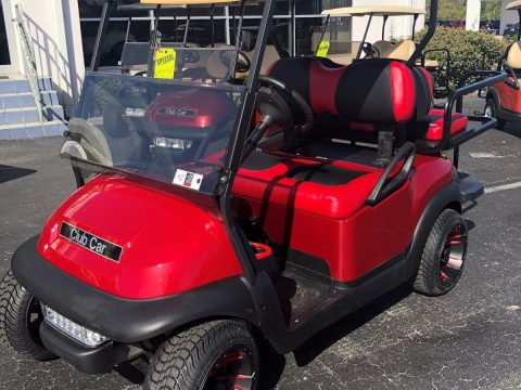 like new 2015 Club Car Precedent golf cart for sale