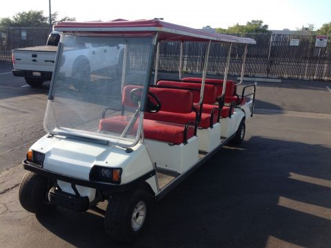 limousine 2014 Club car Villager 8 Passenger golf cart for sale