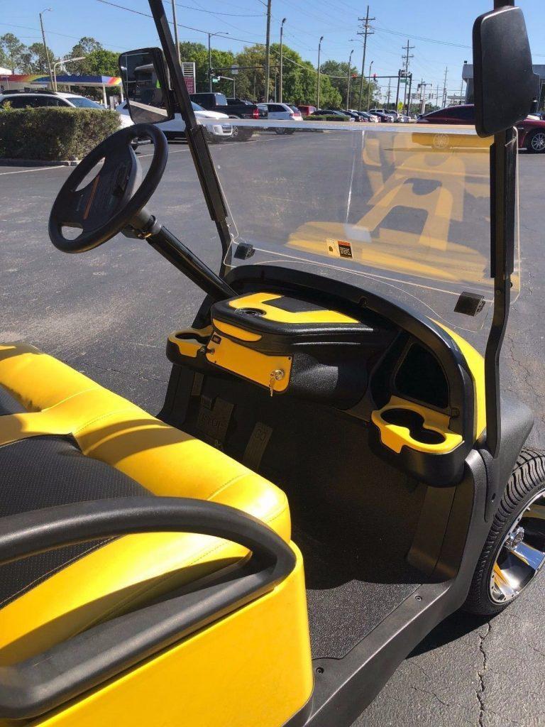 new batteries 2015 Club Car Precedent golf cart