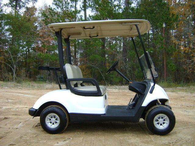 original batteries 2015 Yamaha Drive 48V Electric Golf Cart