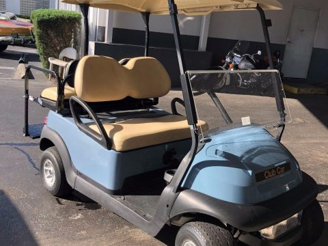 Subaru powered 2015 Club Car Precedent golf cart for sale