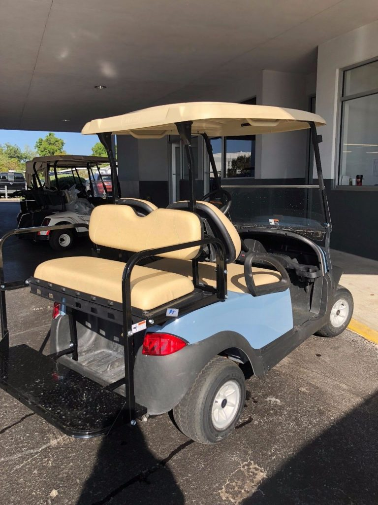 Subaru powered 2015 Club Car Precedent golf cart