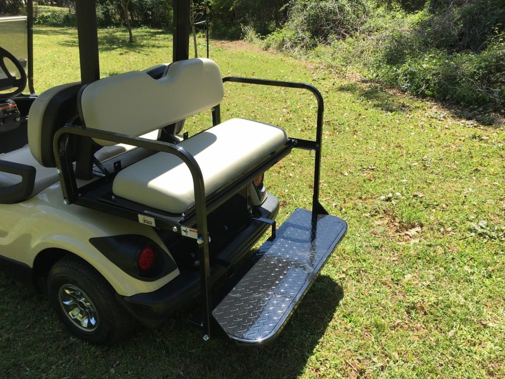 Very nice 2015 Yamaha 48v Electric Golf Cart